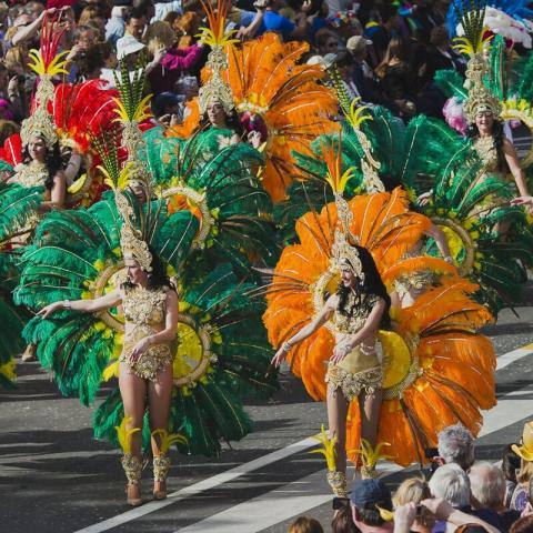 Carnaval del Puerto de la Cruz