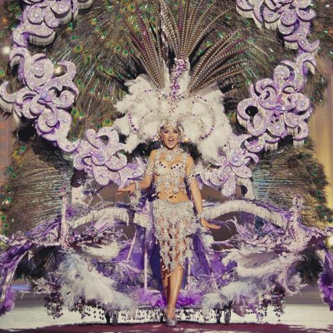Gran Gala de Elección de la Reina del Carnaval