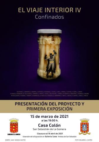 Exposición El Viaje Interior IV