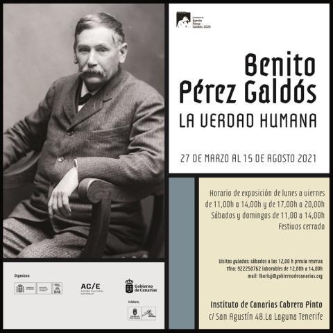 Benito Pérez Galdós. La verdad humana